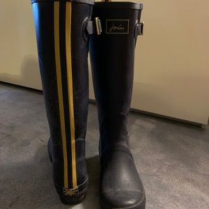 Joules Rainboots/Wellies